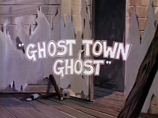 Ghost Town Ghost