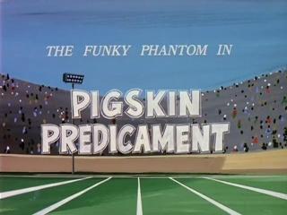 Pigskin Predicament