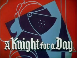 A Knight For A Day