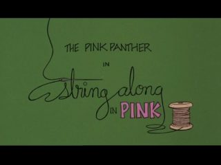 String Along in Pink