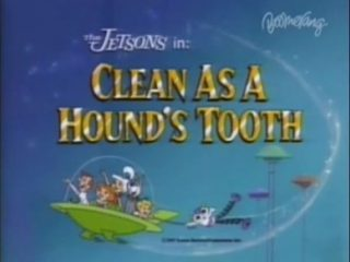 Clean As A Hound's Tooth