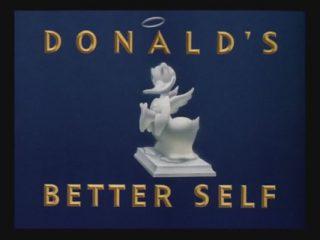 Donald's Better Self