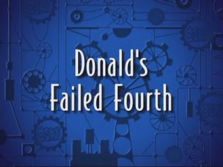 Donald's Failed Fourth
