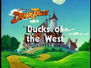 Ducks of the West