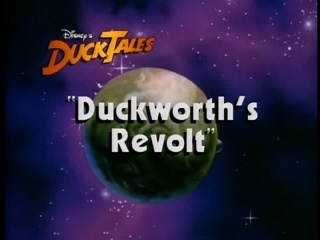 Duckworth's Revolt