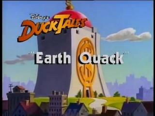 Earth Quack