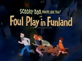 Foul Play In Funland
