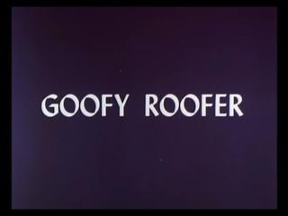 Goofy Roofer