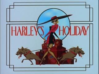 Harley's Holiday
