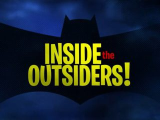 Inside the Outsiders!