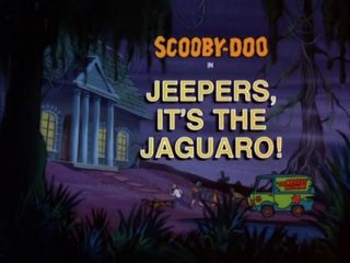 Jeepers, It's The Jaguaro