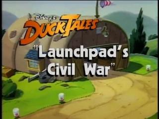 Launchpad's Civil War