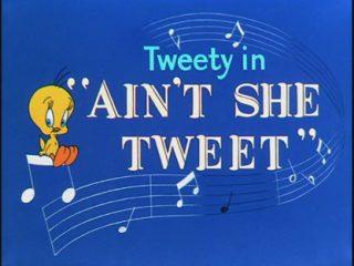 Aint She Tweet