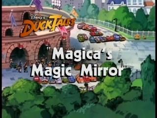 Magica's Magic Mirror