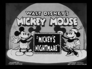 Mickey's Nightmare