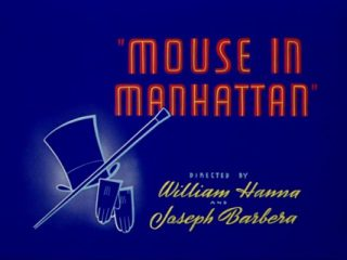 Mouse In Manhattan