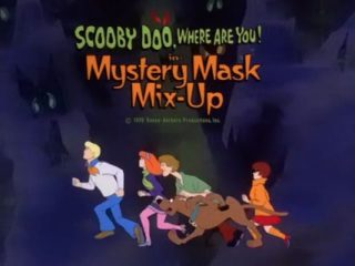 Mystery Mask Mix-Up