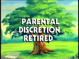 Parental Discretion Retired
