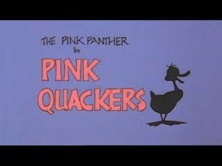 Pink Quackers