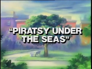 Piratsy Under the Seas