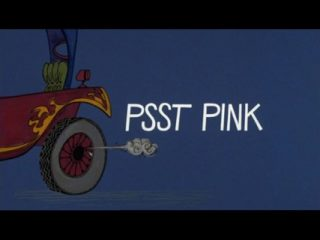 Psst Pink