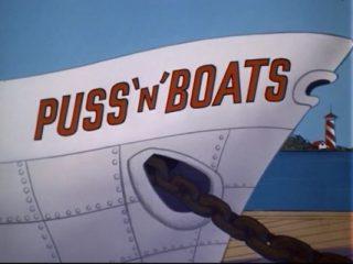 Puss 'N' Boats