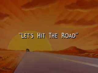 Let's Hit The Road