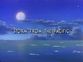 Storm From The Pacific