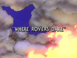 Where Rovers Dare