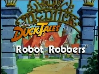 Robot Robbers