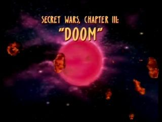 Secret Wars, Chapter III: Doom