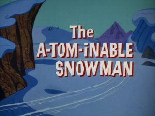 The A-Tom-Inable Snowman