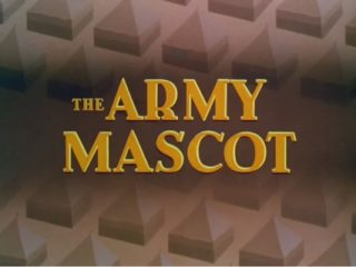 The Army Mascot