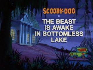 The Beast Is Awake In Bottomless Lake