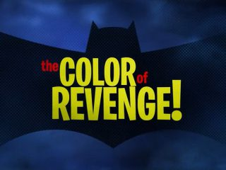 The Color of Revenge!