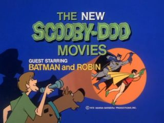 The Dynamic Scooby-Doo Affair