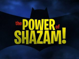 The Power of Shazam!