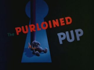 The Purloined Pup