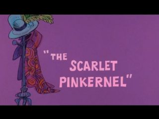The Scarlet Pinkernel