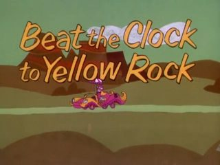 Beat The Clock To Yellow Rock