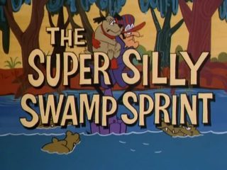 The Super Silly Swamp Sprint