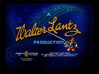 Walter Lantz Productions