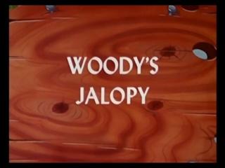Woody's Jalopy